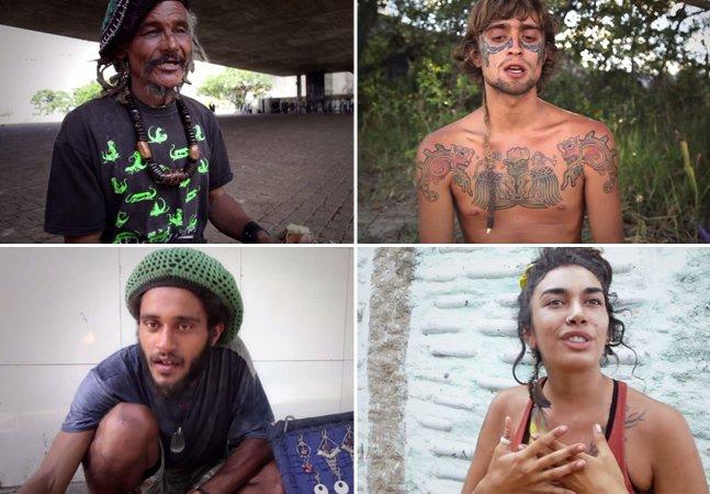 Documentário disponível no YouTube mostra quem são os hippies de hoje no Brasil