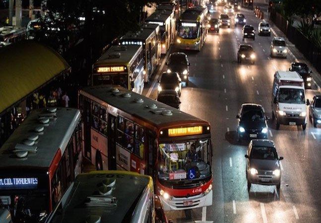 Sampa ganha 151 novas linhas de ônibus na madrugada