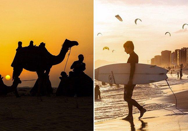 Instagrammer profissional: fotógrafo brasileiro ganha a vida tirando fotos para grandes marcas
