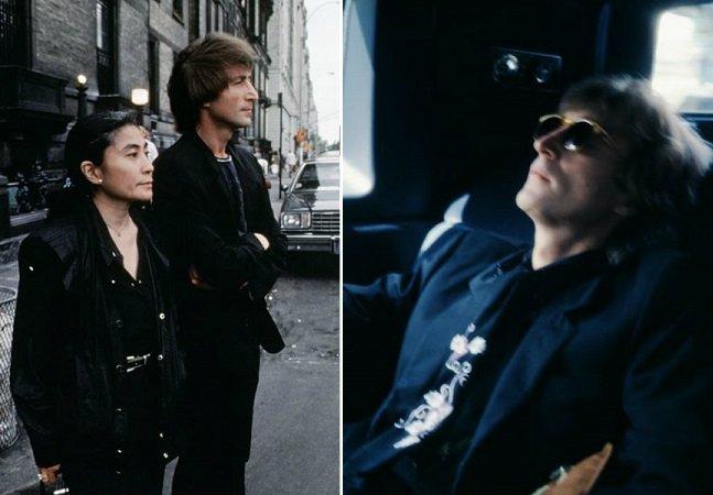 Fotos raras mostram John Lennon e Yoko Ono poucos meses antes do assassinato do ídolo dos Beatles