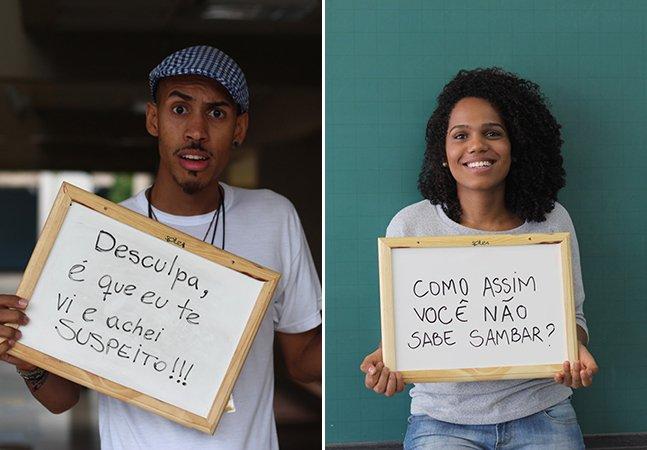 Série fotográfica denuncia o racismo dentro de uma das maiores universidades do Brasil