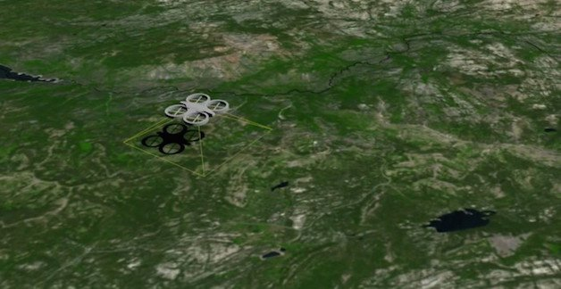 DronesForest2
