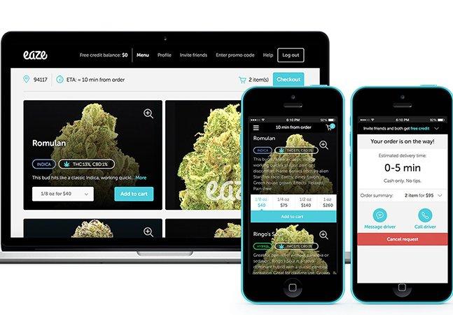 Snoop Dogg investe em app que faz delivery de maconha medicinal em 20 minutos