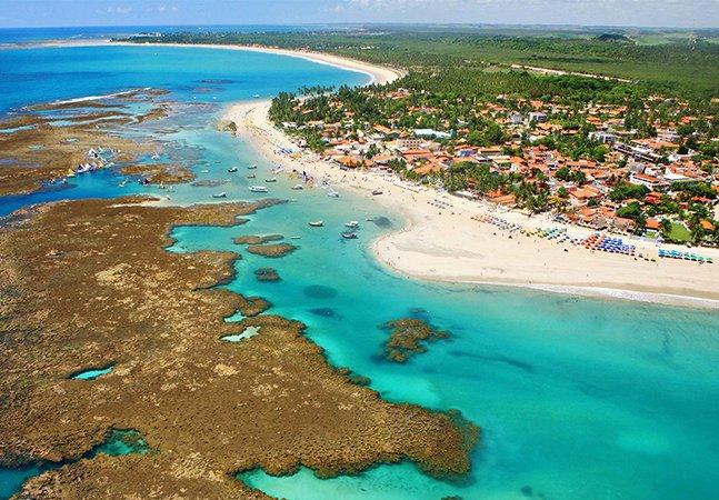 Conheça os 10 destinos nacionais que mais cresceram no interesse do brasileiro em 2015