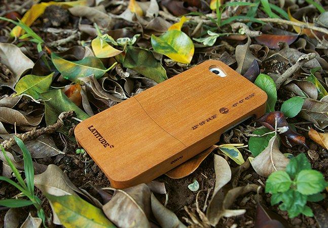 Iniciativa criativa coloca a preservação ambiental no case de seu celular