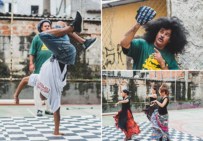 Cobertura Hypeness: fomos conferir os ensaios de dança de artistas que estão transformando a cidade