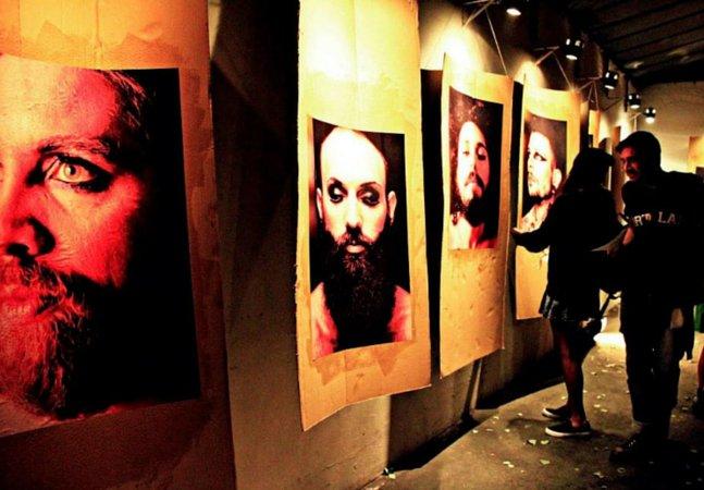 Coletivo em SP desafia tabus e questiona o que é ser masculino e feminino em exposição fotográfica