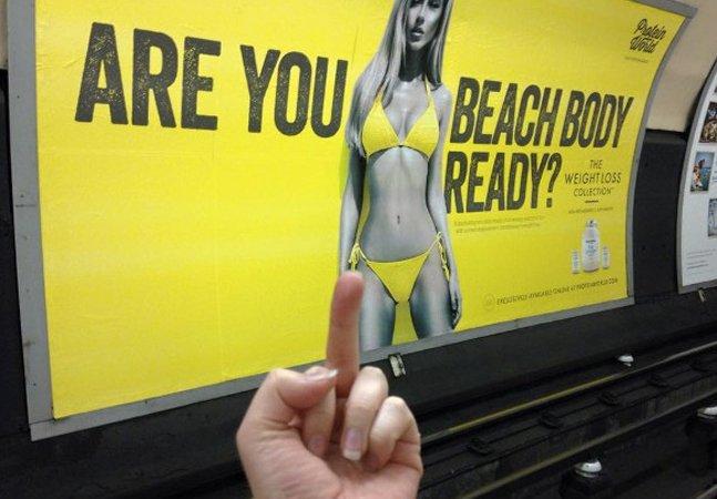 A campanha publicitária que conseguiu enfurecer internautas de todo o mundo
