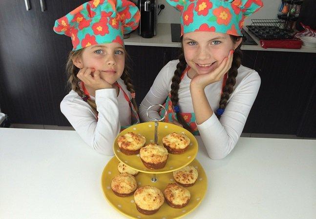 Chef de 8 anos fatura mais de R$ 300 mil por mês com canal de culinária no YouTube