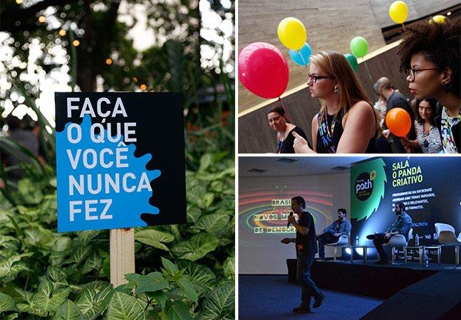 O que rolou no Festival Path, evento de inovação e empreendedorismo que invadiu SP