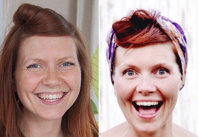 Porque esta britânica está há 3 anos sem usar shampoo