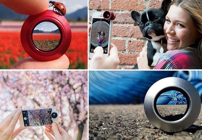 Olloclip, o sistema de lentes de aumento que promete dar um upgrade nas fotos do seu iPhone