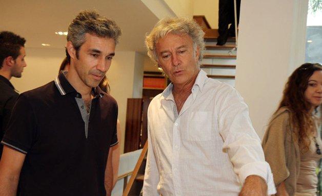 Pedro Paulo Diniz e Carlos Motta
