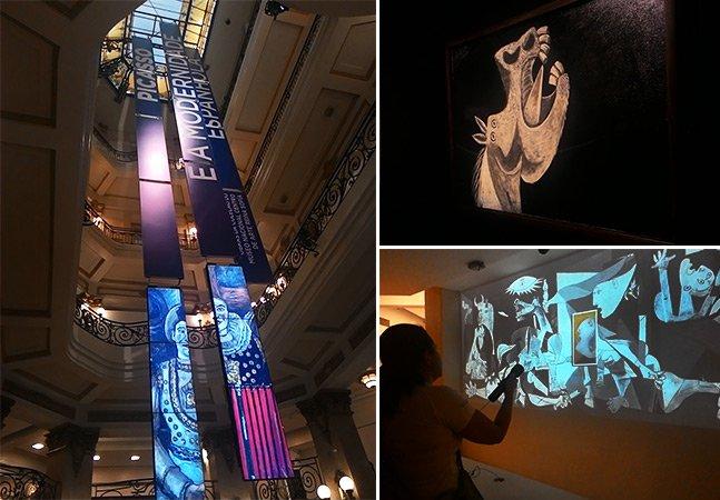 Conferimos de perto a exposição do mestre Pablo Picasso em SP