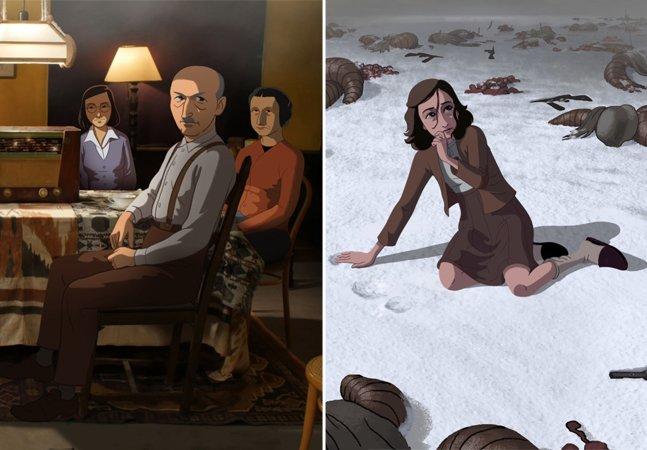 História de vida de Anne Frank vai ganhar animação