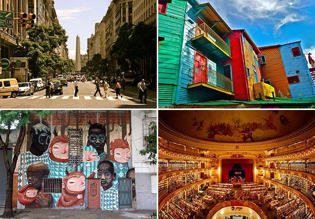 10 imagens que vão te dar vontade de viajar para Buenos Aires agora mesmo
