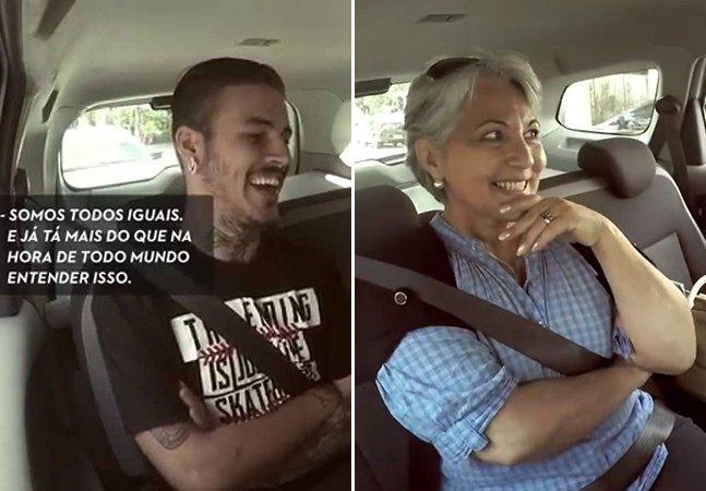 Ação brasileira usa bom humor para combater a homofobia