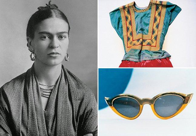 O que Frida Kahlo vestia: série de fotos mostra o armário escondido da artista