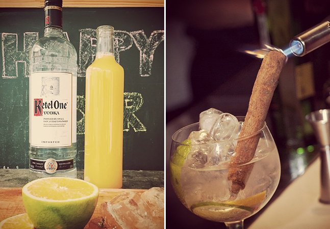 Perfil no Instagram ensina receita e dá dicas exclusivas de drinks incríveis