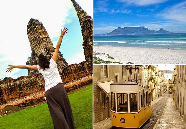 10 cidades incríveis pelo mundo onde o custo de vida é menor do que em São Paulo