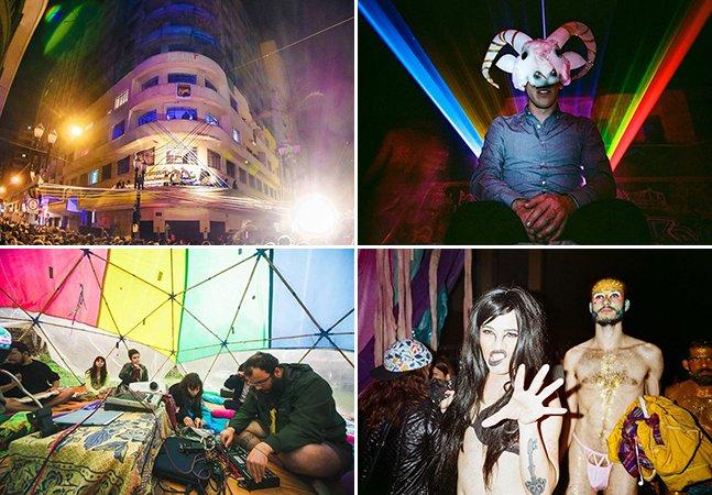 Como uma festa despretensiosa entre amigos se tornou um dos maiores movimentos da arte e cultura em SP