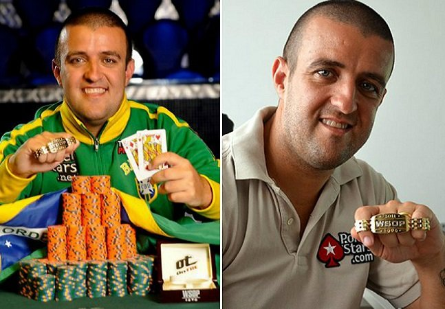 Conheça o brasileiro que não gostava de jogos de baralho e hoje fatura milhões jogando Poker