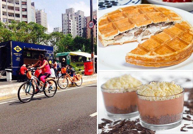 Minhocão recebe evento gastronômico e cultural neste domingo