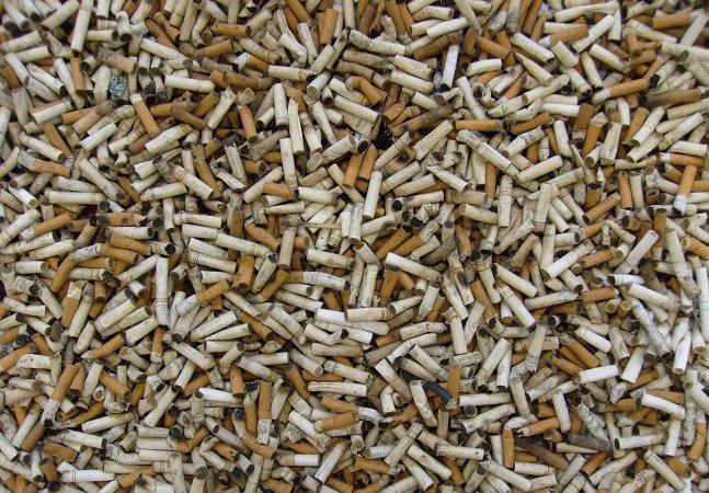 Coreia do Sul quer transformar bitucas de cigarro em armazenadoras de energia