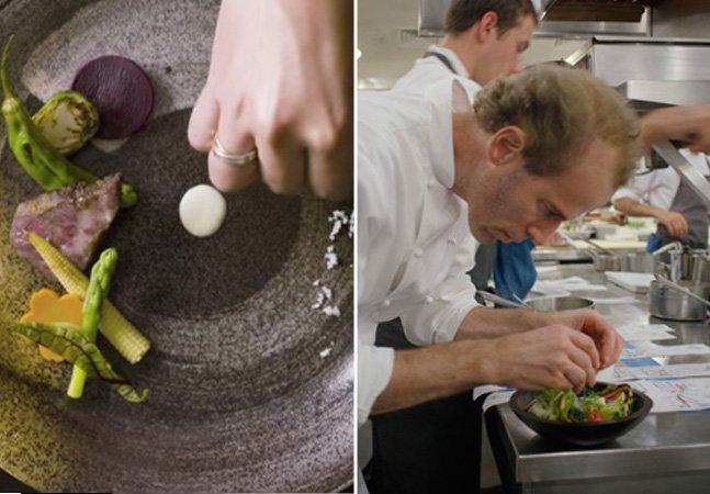 Série mostra os bastidores da vida dos chefs de cozinha mais inspiradores do mundo