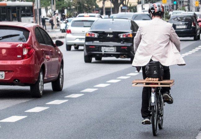 A cada 15 dias indo ao trabalho de bike, servidor do MPF-PE ganha 1 dia de folga
