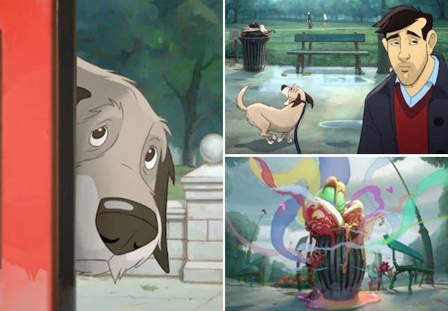 Animação mostra o mundo pelo ponto de vista de um cãozinho