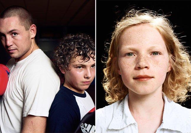 Fotógrafa faz registros sensíveis da vida de crianças e jovens transgêneros