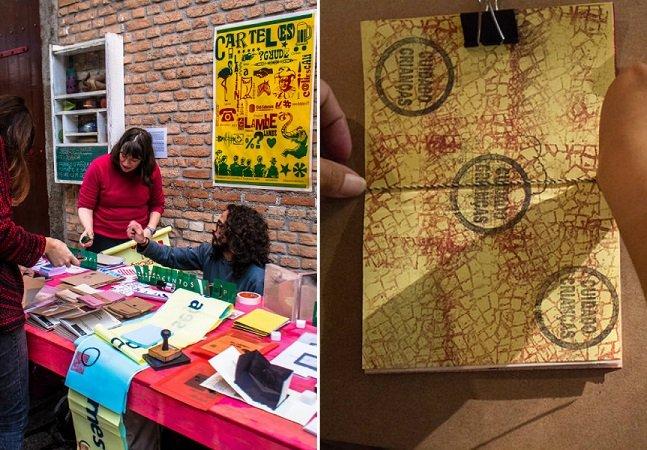Coletivo incentiva pessoas a se sentirem parte de São Paulo promovendo intervenções artísticas pelas ruas