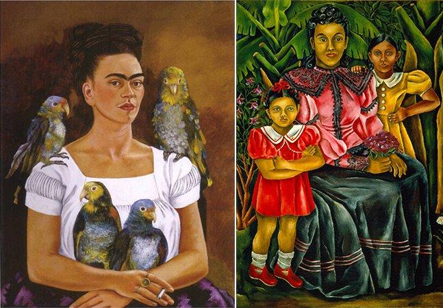 Brasil ganha exposição de Frida Kahlo e outras artistas surrealistas mexicanas