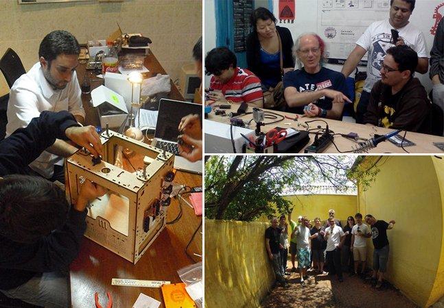Espaço colaborativo é território livre para o desenvolvimento da cultura hacker em São Paulo
