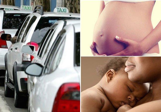 Prefeitura de SP apoia gestantes de baixa renda com táxi gratuito para o hospital