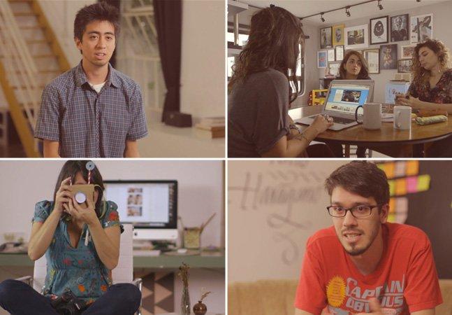 Documentário mostra como jovens brasileiros estão fazendo a diferença na web com seus conhecimentos