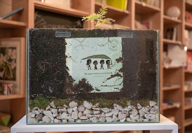 Conheça o livro que pode ser plantado depois de lido