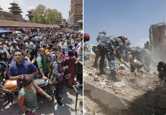 Conheça 13 instituições humanitárias para ajudar à distância as vítimas dos terremotos no Nepal