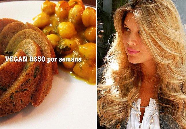 Blogueira faz desafio de gastar só R$ 50 por semana com alimentação vegana em SP