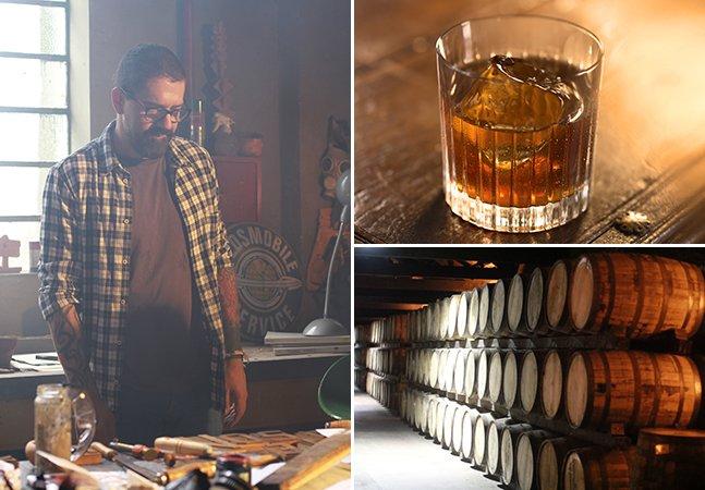 Bares de SP oferecem degustação gratuita de drinks feitos com um dos whiskeys mais famosos do mundo