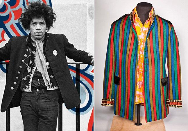 SP recebe exposição sobre Jimi Hendrix em junho com peças vestidas pelo astro