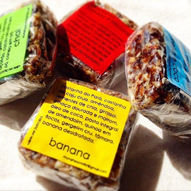 Mun Artesanal - barrinhas proteicas veganas