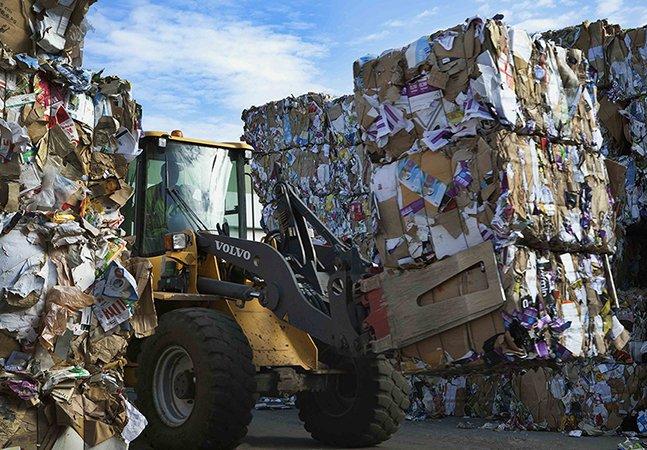 Como a Suécia consegue reciclar 99% do lixo que produz?