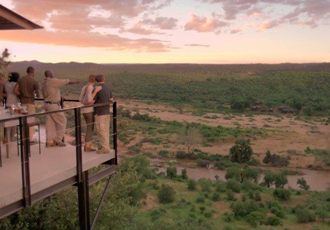 Vídeo da África do Sul mostra que não é preciso enxergar para se encantar com as belezas do país
