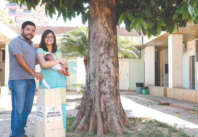 Conheça o projeto brasileiro que planta uma árvore para cada criança que nasce nas cidades participantes