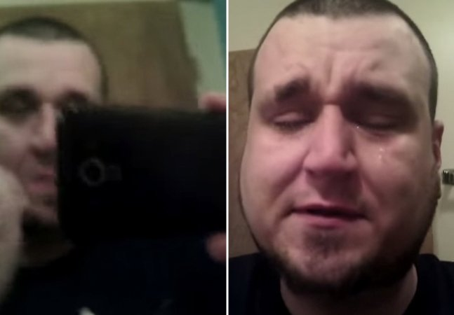Homem grava vídeo após ter um ataque de pânico e levanta debate sobre o tema