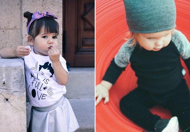 Pais combatem estereótipos lançando marca de roupas sem gênero