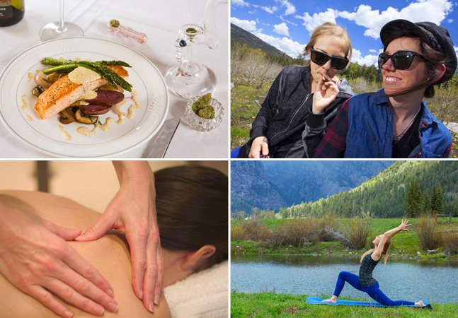 Conheça o primeiro resort de cannabis do mundo, onde luxo e erva nunca são demais