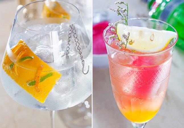 Bartenders encaram maratona de drinks na semifinal da etapa brasileira do campeonato mundial de coquetelaria
